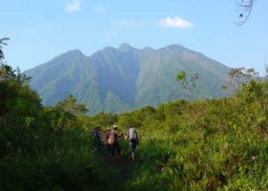 volcano-climbing