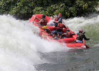 8 Days Wildlife and White Water Rafting Tour