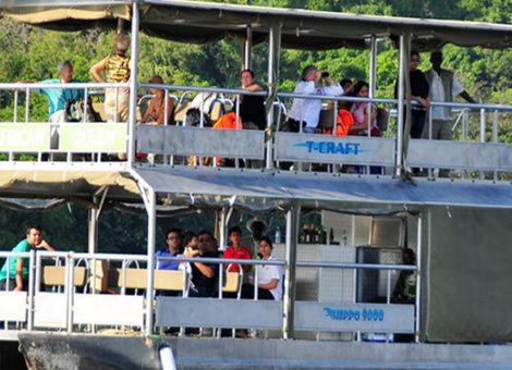 Boat Cruise in Uganda and Rwanda